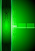 Photo 300 DPI: green technical background