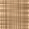 Vector clipart: Brown fabric texture