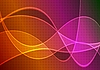 Beautiful vibrant background | Stock Vector Graphics