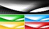 Helle Banner-Sammlung | Stock Vektrografik