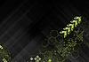 Vector clipart: Hi-tech abstract backdrop