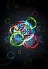Vector clipart: Elegant circles
