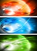 Set of abstract banners | Stock Vector Graphics