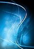 Blauer abstrakter Hintergrund | Stock Vektrografik