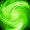 绿色的彩色背景 | 向量插图