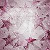 Векторный клипарт: Ретро-дизайн со звездами