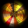 Векторный клипарт: Яркий абстрактный фон