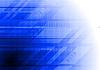 Blue diseño de alta tecnología | Ilustración vectorial