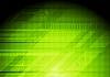 Green diseño de alta tecnología | Ilustración vectorial