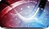Vector clipart: bright design