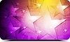 Vector clipart: Stars desing