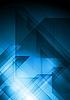 Vector clipart: Dark blue tech backdrop