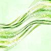 ID 3383659   摘要波背景下   向量插图   CLIPARTO