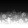 Weihnachten abstrakte Kunst Grußkarte