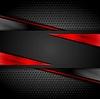 Технология темный дизайн с перфорированной металлической текстурой