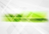 Vector clipart: Abstract green technology background