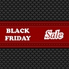 Vector clipart: Black Friday sale abstract background
