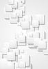Vector clipart: Light grey abstract geometric background