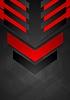 Dark abstract Tech-Unternehmenshintergrund | Stock Vektrografik
