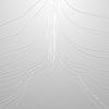Vector clipart: Abstract grey flat lines background