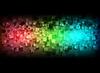 Vector clipart: Colorful tech squares
