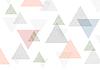Vector clipart: Minimal tech geometric background
