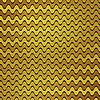 Gold glitter wavy stripes background