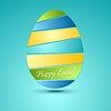 ID 5518748 | Egg abstract background. Easter design | Stock Vector Graphics | CLIPARTO