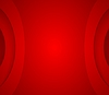 Vector clipart: Abstract red wavy corporate background