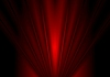 Vector clipart: Dark red glow beams abstract background