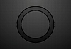 Vector clipart: Abstract black circle background