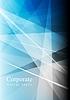 Абстрактный синий серый геометрические фигуры тек