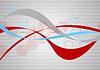 Vector clipart: Minimal tech background