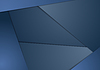 Vector clipart: Dark blue corporate material tech background