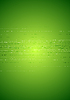 Vector clipart: Green abstract geometric background