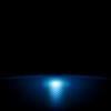 Dark blue abstract Tech-Hintergrund | Stock Vektrografik