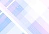 Vector clipart: Blue purple geometric minimal background