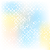 Vector clipart: Colorful grunge halftone design
