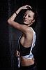 Фото 300 DPI: девушка в душе