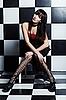 Photo 300 DPI: Beautiful vampire