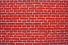 Red brick texture | Stock Foto