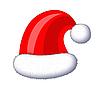 Photo 300 DPI: Santa Claus hat