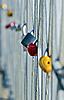 ID 3026134 | Schlösser an der Brücke | Foto mit hoher Auflösung | CLIPARTO