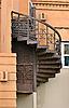 Фото 300 DPI: винтовая лестница