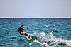 Kitesurfing in Red Sea | Stock Foto