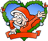 Happy Santa Junge