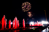 Fireworks and fountains | Stock Foto