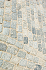 Stone roadway texture   Stock Foto