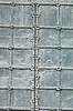 Texture of old metal gates | Stock Foto