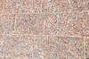 Red granite texture | Stock Foto